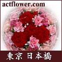 日本橋花屋 アクトフラワー
